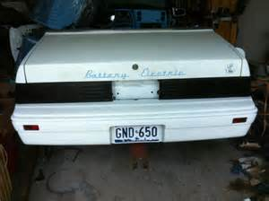 1984 pontiac sunbird convertible converted to battery electric drive for sale photos technical