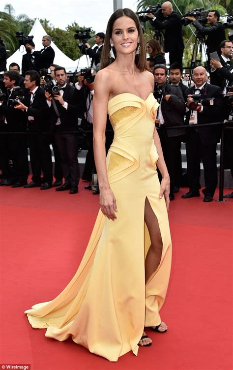 Wardrobe Cannes by Izabel Goulart Nearly Suffers A Wardrobe At