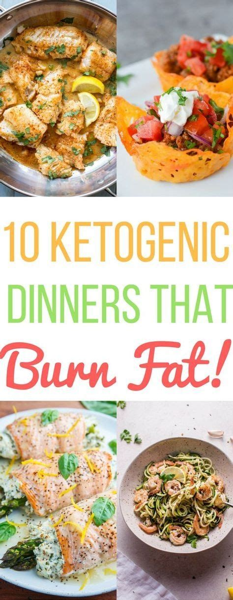 10 Tasty Meals For by 10 Tasty Ketogenic Dinners Recipes Ideas Low Carb Keto