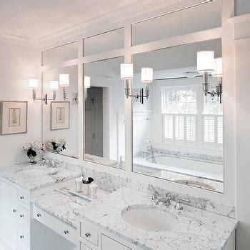 Bathroom Double Vanity Ideas built in bathroom vanities design ideas