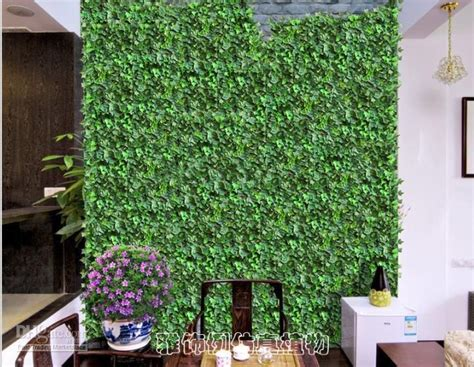 Daun Rambat Merambat Artificial Leaf Leaves Climbing Garland 3 discount novelty home decor wall hanging plant artificial sweet potato vine climbing for bar