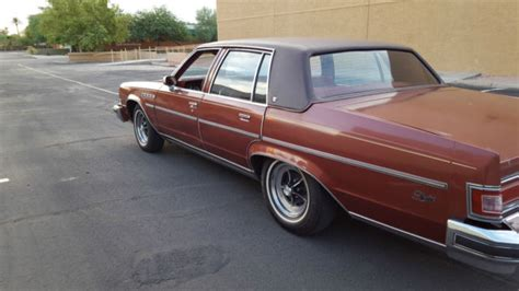 1978 Buick Electra For Sale 1978 Buick Electra 6 6 Liter 403 All Original Runs And