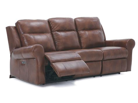 palliser power recliner sofa doerr furniture leather power reclining sofa w