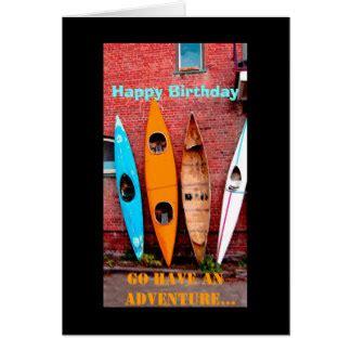 Kayak Gift Card - kayak cards kayak card templates postage invitations photocards more zazzle