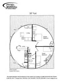 Yurt House Plans Yurt Floor Plan Yurt