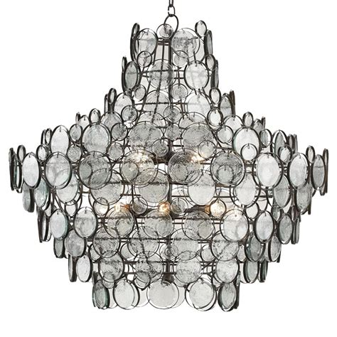recycled glass chandelier iona coastal style recycled glass medallion iron 12 light