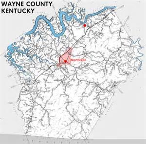 1800 Square Feet wayne county kentucky kentucky atlas and gazetteer