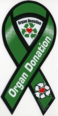 Organ Donation Ribbon Clip