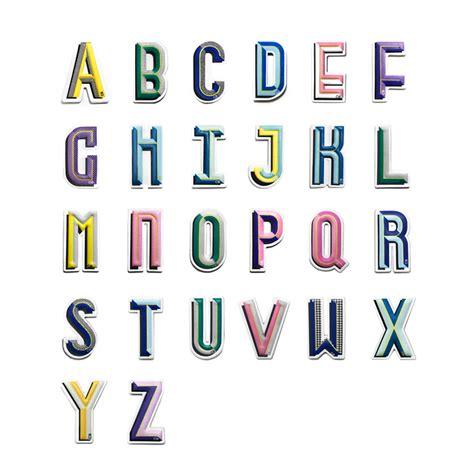 Alphabet Stickers leather stickers sticker emoji letters boostcase