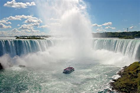 boat ride on niagara falls 4 ways to experience the niagara falls in canada nat geo