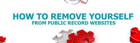 How To Remove Yourself From Records How To Remove Your Name From Records Checkthem