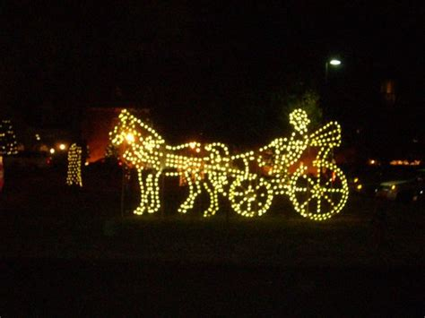 lighted and carriage outdoor lighted and carriage outdoor decor picture of the