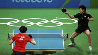 Olympic Table Tennis olympics 2016 which country is most dominant in a