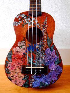 Ukulele Design Instagram | painted ukulele tumblr google search for ukuleles