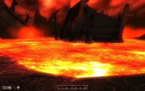 How Lava Ls Are Made by Real Lava At Oblivion Nexus Mods And Community