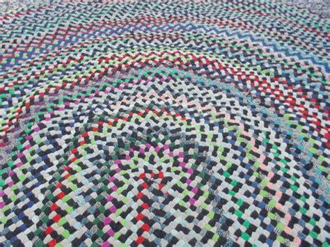 8x14 Rug pin by janet sandberg on vintage braided wool rugs