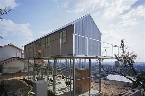 house architects tato architects hilltop house in rokko japan provides
