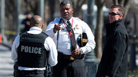 white house police man dead after shooting himself outside of the white house police inside edition