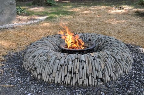 feuerschale bauen wie k 246 nnen sie eine feuerstelle bauen 60 fotobeispiele