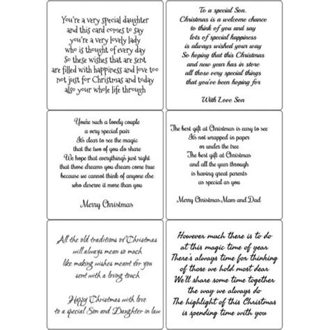 Card Verses For Handmade Cards - peel family verses 1 sticky verses for