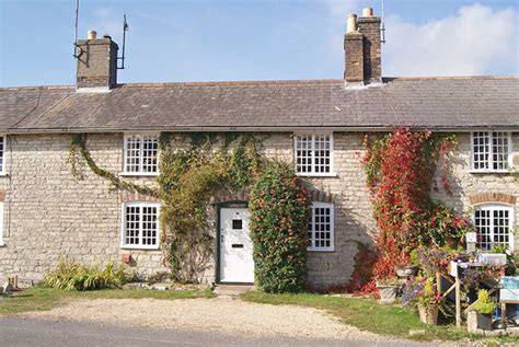 Cottage Corfe Castle by Riddles Cottage Corfe Dorset