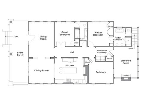 discover the floor plan for hgtv oasis 2017 hgtv