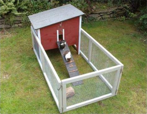 laufenten stall bauanleitung kaninchen stall selber bauen expli