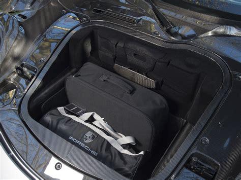 porsche trunk porsche 918 spyder trunk www pixshark com images