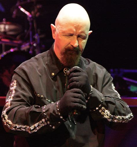 rob halford of judas priest in dabelly magazine