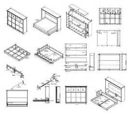 Build Murphy Bed Plans Free Pdf Woodwork Horizontal Murphy Bed Plans Diy