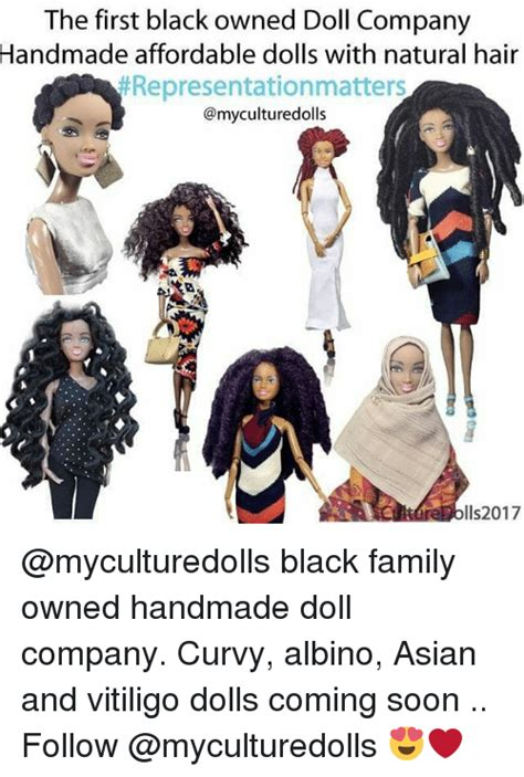 black owned doll companies the black owned doll company handmade affordable