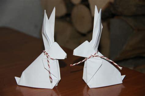 3d origami hase mir geht ein licht auf