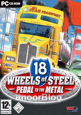 Wos Iron Series 9 by 18 Wheell Steel Pedal Metal Master