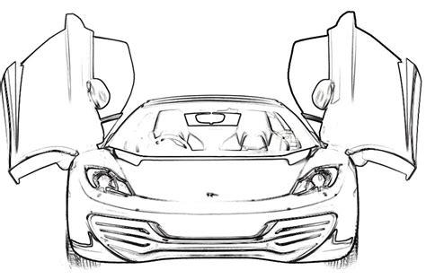 coloring pages ferrari cars ferrari mp412 italia coloring page ferrari car coloring