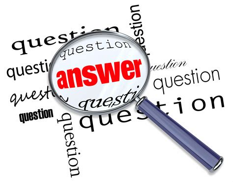 Question Are The Answers 109 q a part 1 traffic podcasting e books tweeting