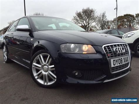 audi 3 0 engine for sale 2008 audi s3 for sale in the united kingdom