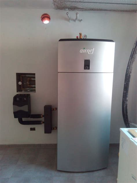 pompa di calore interna impianto radiante a pompa di calore caldo e freddo idee