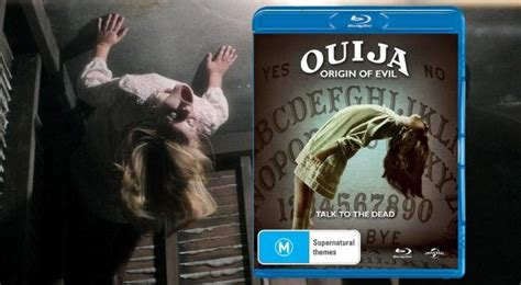 Meaning Of Giveaway - find the origin of evil in our ouija blu ray giveaway