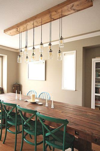 time fancy dining room diy dining table light