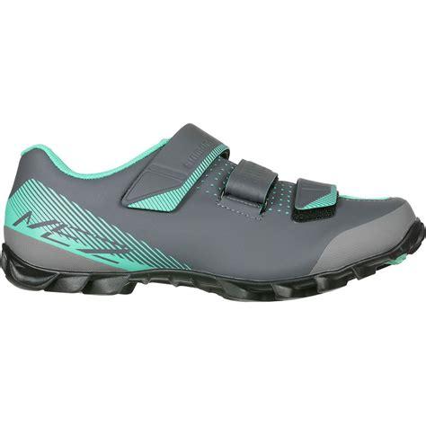 shimano mountain bike shoes shimano sh me2 mountain bike shoe s competitive