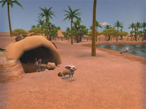 Kaos Endangered Species zoo tycoon 2