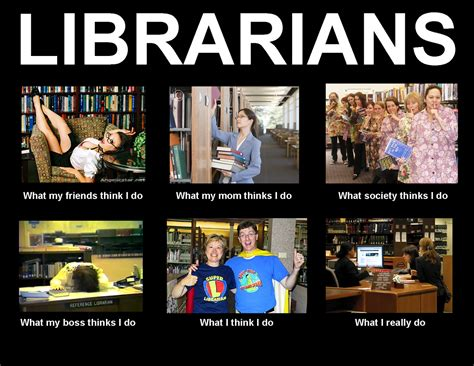 Librarian Meme - i work at a library ama social imgur community