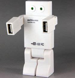 Usb Hub Robot Adapter Adapter Robot Usb Hub 4 Port Hub Prsn robot usb hub