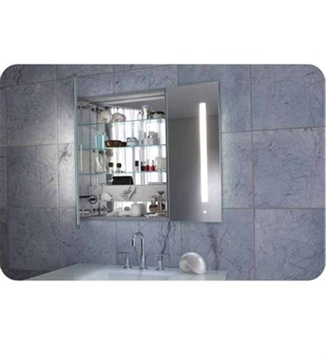 Robern Electrical Outlet Robern Ac3630d4p2l Aio 36 Quot Wide Dual Door Medicine Cabinet
