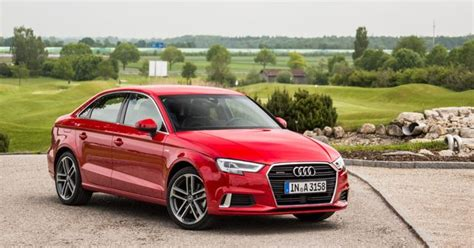 audi a3 debuts with updated tech sharper looks reliable