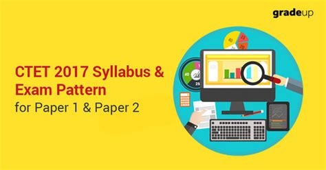 ctet pattern ctet 2017 syllabus exam pattern for paper 1 paper 2