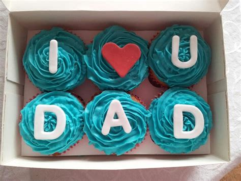 fathers day cupcakes fathers day cupcake tinysurprise gifts