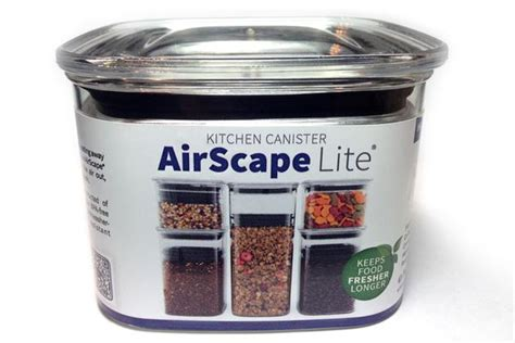 Airscape Kitchen Canister by Airscape Kitchen Canister Keep Loose Leaf Tea Fresh