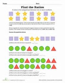 ratios worksheet education com