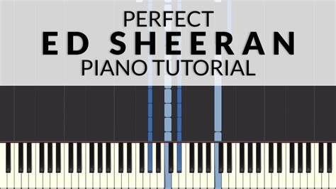 ed sheeran perfect piano instrumental francesco parrino page 2 sur 13 piano partage